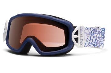 Smith Optics Sidekick Goggles - Violet Jolene Frame, Rc36 Lenses DK2EVJ12