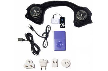 Smith Optics SkullCandy Bluetooth Bombshell Helmet Audio Kit