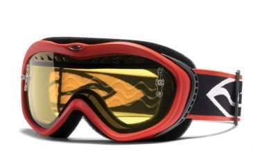 Smith Optics Snow Sonic Youth Snowmobile Goggles - Red