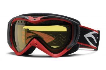 Smith Optics Snow Warp Goggles - Red