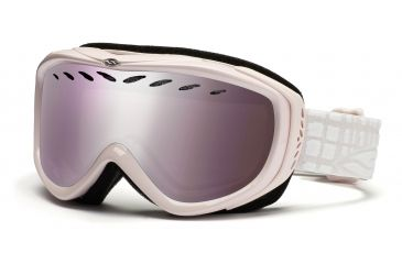 Smith Transit Graphic Goggles, Paris Pink Tatters, Ignitor Mirror TG3IPT11