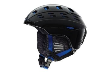 Smith Variant Helmet, Black/Lyon Blue, Small H12-VRBKSM