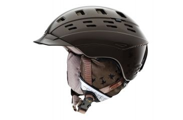 Smith Variant Brim Womens Helmet, Bronze Fallen, Small H12-VWBZSM