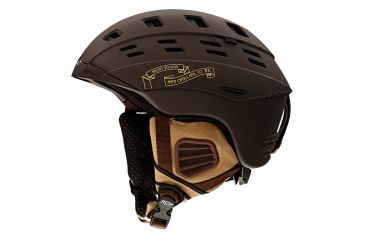 Smith Optics Variant Snow Helmet - Chocolate Eastwood