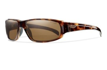 Smith Optics Precept Sunglasses - Tortoise Frame, Polarized Brown Techlite Glass PTGPBRTT