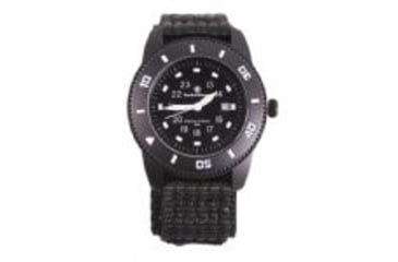 Smith & Wesson Commando Watch - Nylon Band, Round Dial SWW-5982 SWW-5982