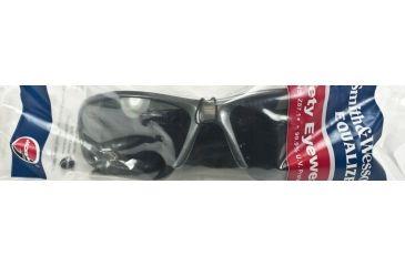 Smith Wesson Equalizer Safety Eyewear, Smoke Anti Fog, Universal 21297