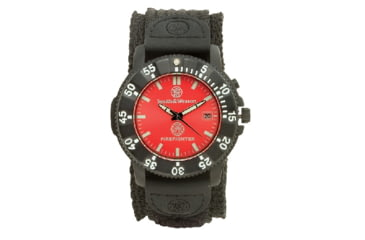 Smith & Wesson Fire Fighter Watch - Back Glow - SWW-455F