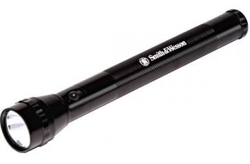 Smith&Wesson Powertech 4D Aluminum Flashlight with Xenon Bulb SW545BK