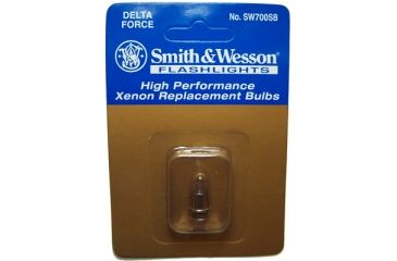 Smith Wesson Xenon Flashlight Replacement Bulbs, Replacement Bulbs S&W Xenon 4.5v, .85 Replacement Bulb - Delta Force Flashlight
