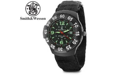 Smith & Wesson Spec-ops Tactical Watch Nylon - SWW-W-HF14