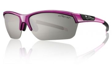 Smith Optics Approach Max Sunglasses - Violet Frame w/ Platinum/Ignitor/Clear Lens APMPCGYMVT