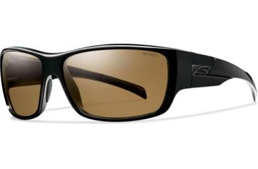 Smith Optics Frontman Sunglasses - Black Olive Frame w/ Brown Lens FNPCBROV