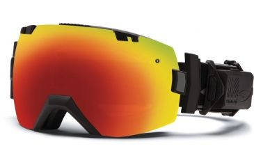 Smith Optics I Ox Elite Turbo Fan Snow Goggles Free