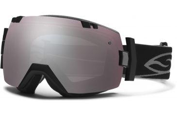 Smith Optics I/OX Snow Goggles - Black Frame w/ Ignitor and Blue Sensor Lens IL7IBK13