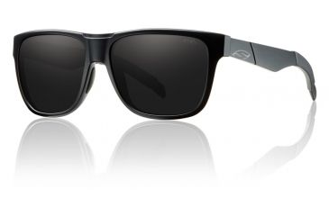 Smith Optics Lowdown Sunglasses - Impossibly Black Frame w/ Blackout Lens LDPCBOIB