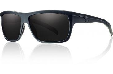 Smith Optics Mastermind Sunglasses - Matte Black Frame w/ Blackout Lens MMPCBKMB