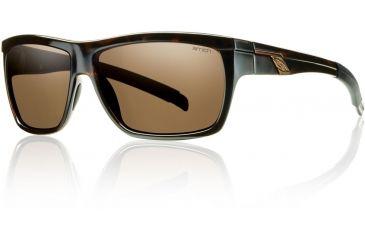 Smith Optics Mastermind Sunglasses - Tortoise Frame w/ Polarized Brown Lens MMPPBRTT
