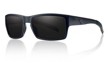 Smith Optics Outlier Sunglasses - Matte Black Frame w/ Blackout Lens OUPCBKMB