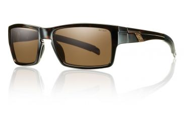 Smith Optics Outlier Sunglasses - Tortoise Frame w/ Polarized Brown Lens OUPPBRTT