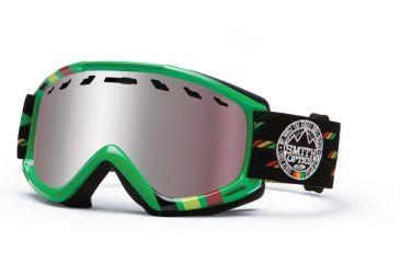 Smith Optics Sentry Snow Goggles - Irie Rockers Frame w/ Ignitor Lens SN4IIR13