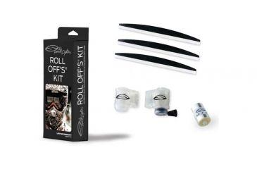 Smith Optics Universal Roll Offs Kit for MX Goggles - Clear ROASSYBX13