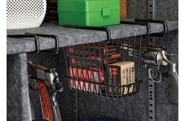 4-Snap Safe by Hornady Hanging Shelf Basket