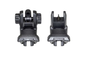 1-Sniper AR Tactical Smart Flip-Up Backup Sight Set