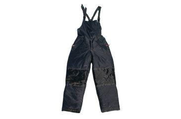 SnugPak Sleeka Salopettes, Black, Large SP91615