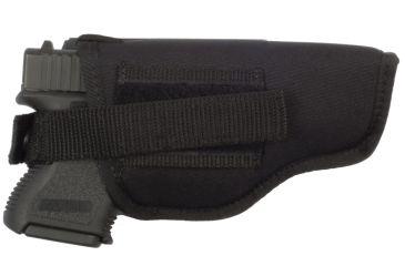 2-Soft Armor Ambi, Hip Holster, Nylon