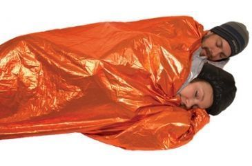 SOL 2-Person Emergency Bivvy, Orange, 60 in. x 84 in. 0140-1139