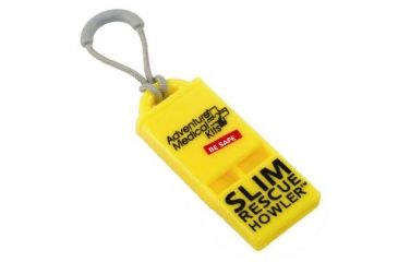 SOL Slim Rescue Howler Whistle - Pack of 2 0140-0010