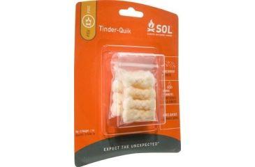 SOL Tinder Quik Refill - 12 Pieces 0140-0006
