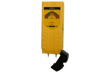 Sonin Mutli Functional Detector - 4-in-1 Stud, Moisture, Metal & Voltage Detector 50215