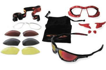 SOS Evolution Sunglasses 6003 Package Contents
