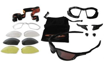 SOS Evolution Sunglasses 6004 Package Contents