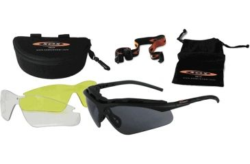 SOS Intruder Sunglasses 6031 Package Contents
