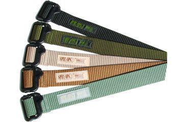 Spec Ops Better BDU Belt XL, 1.75, Gray, X-Large 100150710