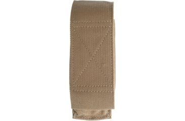 Spec Ops Tactical Light Deluxe Military Sheath, Coyote Brown 100430111