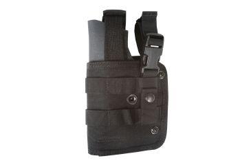 Spec Ops M.P.H. Multi-Position Holster, M-9, Left Hand, Black 100660201