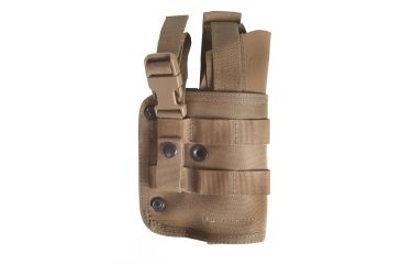 Spec Ops M.P.H. Multi-Position Holster, M-9, Right Hand, Coyote Brown 100660111