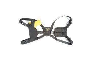 Spec Ops Shoulder Holster, Black, Ambidextrous - Beretta M9, Glock & Similar