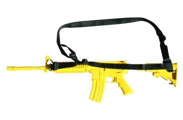 Spec Ops 101 Three-Point Combat Weapon Sling, M4, Black