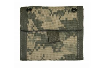 Spec-Ops Nylon T.H.E. Wallet J.R., ACU - Military Camouflage 100070213