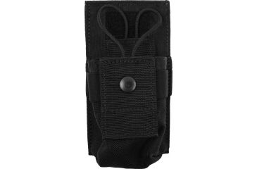 Specter Gear Belt Mounted Radio Pouch, Black 528 BLK