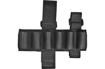 Specter Gear Buttstock 6 Shell Holder, Mossberg 500 & 590, Ambidextrous, Black
