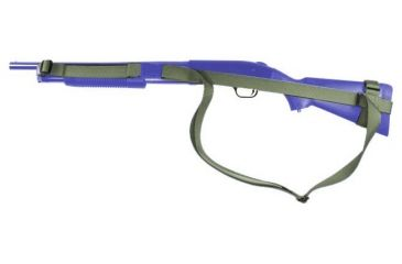 Specter Gear CQB Sling, Mossberg 500 reduced length pull stock, Ambidextrous, w/ ERB - Foliage Grn