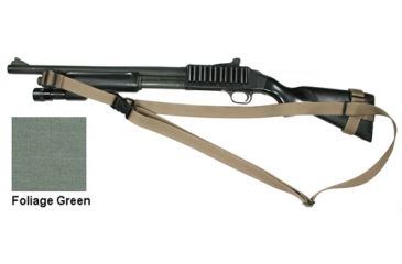 Specter Gear CQB Sling, Mossberg 590/590A1 w/ Hogue 12in LOP Stock, Ambidextrous - Foliage Green 760 FG