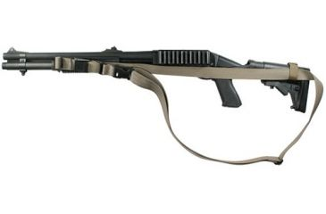 Specter Gear Cst Sling Mossberg 590 With M 4 Type Stock Coyote 636coy