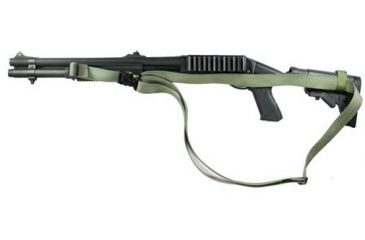 Specter Gear Cst Sling, Mossberg 590 With M-4 Type Stock W/erb, Foliage Green 636FG-ERB
